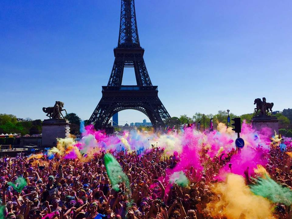 10.color run paris